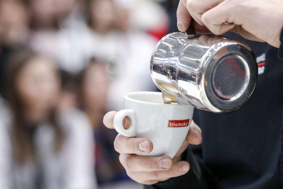 Campionato Italiano Baristi Caffetteria alla fiera Golositalia