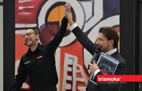 finalisti Campionato Italiano Baristi